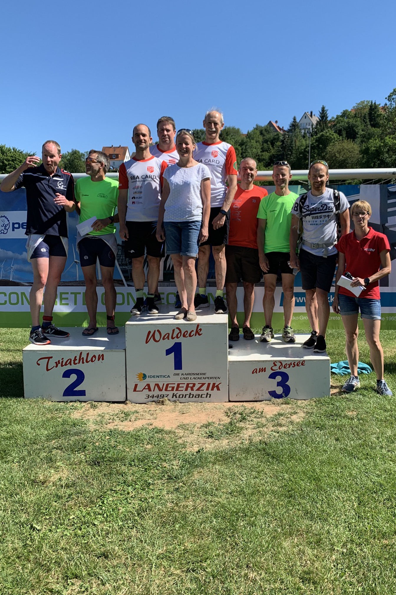 Seniorenliga: Gold am Edersee